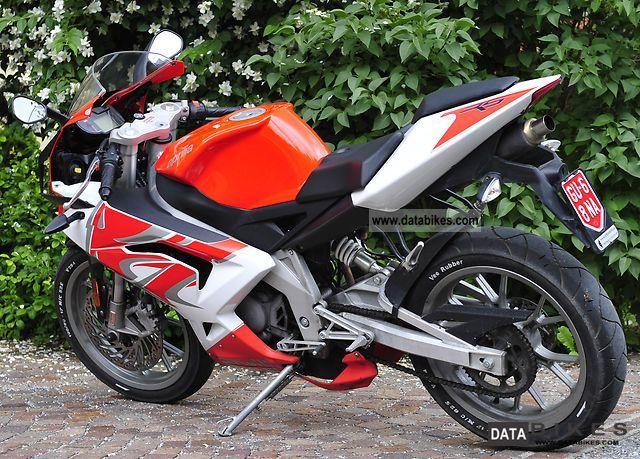 Aprilia Rs 50 Top Speed