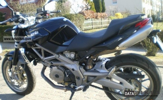 2010 Aprilia  Shiver 750 Motorcycle Naked Bike photo