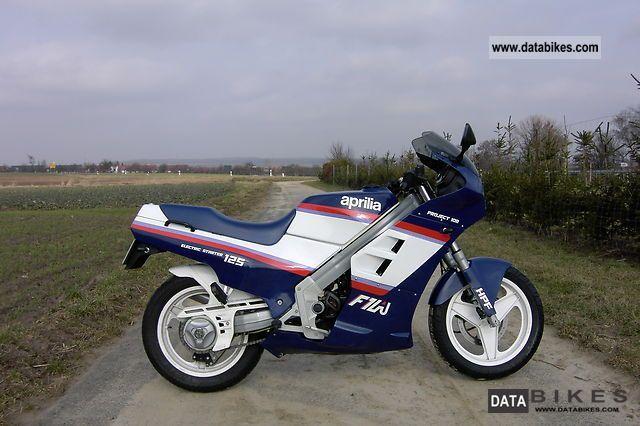 1989 Aprilia  AF 1 Motorcycle Motorcycle photo