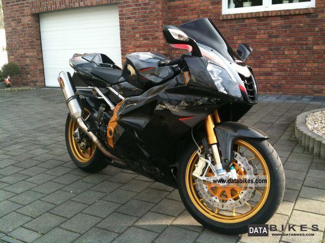 2007 Aprilia  RSV Mille R Factory Motorcycle Sports/Super Sports Bike photo