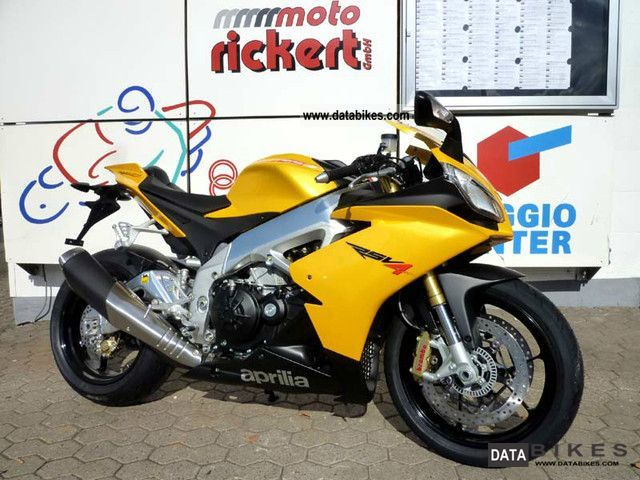 2011 Aprilia  EIA RSV-4 R APRC HYPER SPORTS RACER! Motorcycle Motorcycle photo