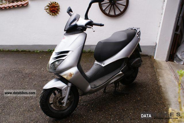 2002 Aprilia  Leonardo 125 Motorcycle Scooter photo