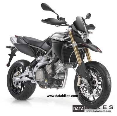 2009 Aprilia  Dorsoduro 750 ABS Motorcycle Motorcycle photo