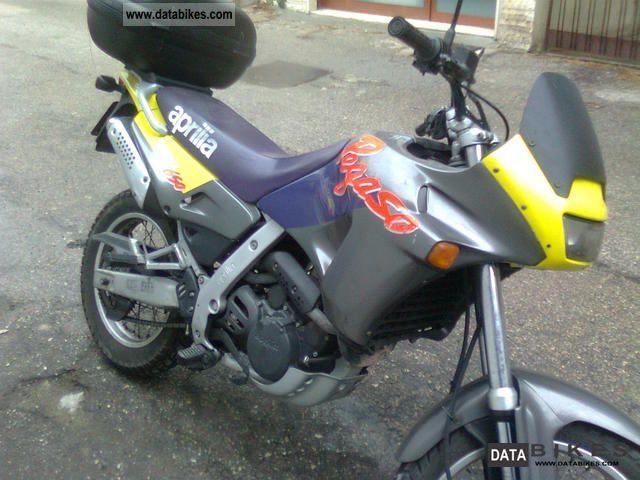 1995 Aprilia  scambio pegaso 650 Motorcycle Enduro/Touring Enduro photo