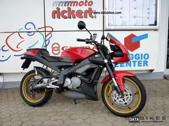 2005 Aprilia  RS 125 TUONO FULL POWER SUPER BIKE Motorcycle Sports/Super Sports Bike photo