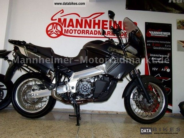 2002 Aprilia  ETV1000, Caponord, 12 month warranty Motorcycle Enduro/Touring Enduro photo