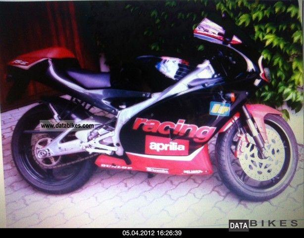 Aprilia  Replica 2000 Lightweight Motorcycle/Motorbike photo