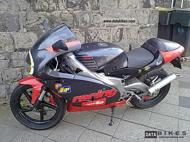 Aprilia  RS 125 22 KW 30 HP 2001 Motorcycle photo