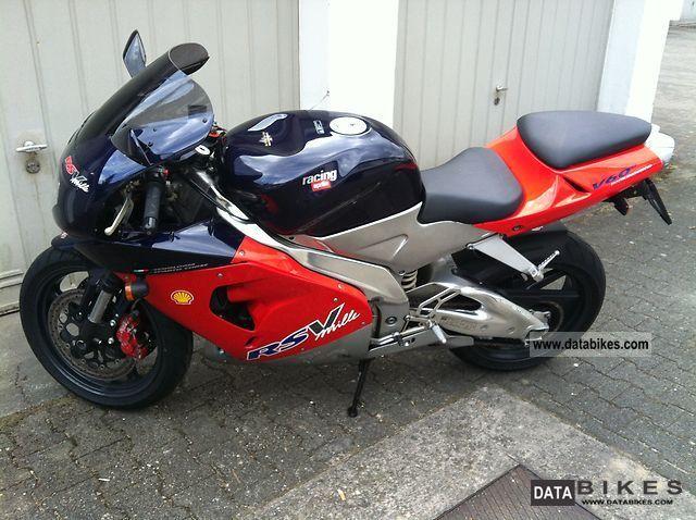 1999 Aprilia  RSV Mille 1000 Motorcycle Sports/Super Sports Bike photo