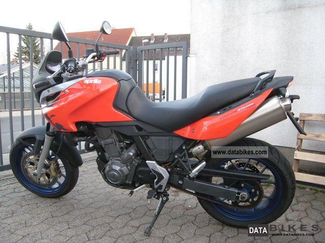 2008 Aprilia  Pegaso Strada 650 Motorcycle Super Moto photo