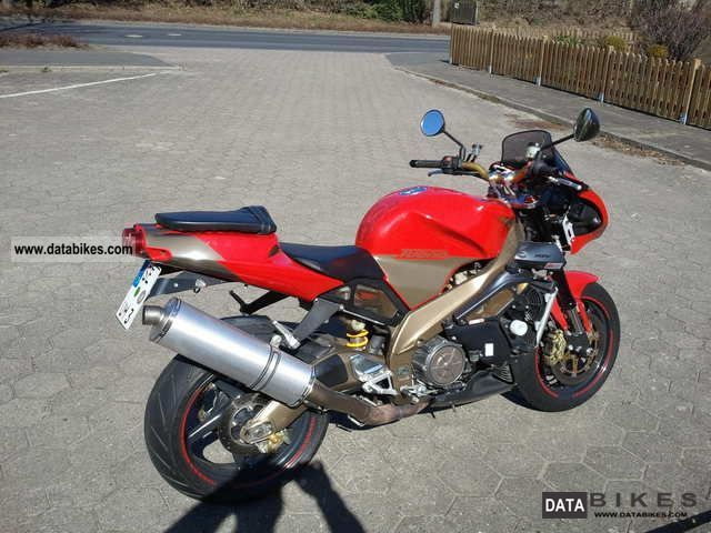 2003 Aprilia  Tuono 1000 Motorcycle Naked Bike photo