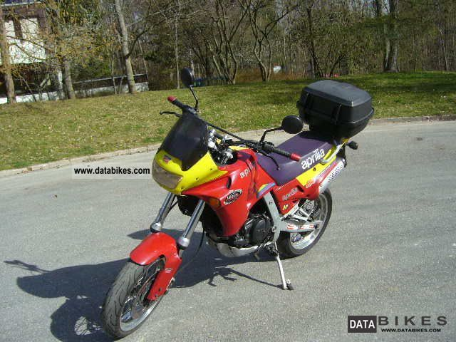 1993 Aprilia  PEGASO 650 TUV NEW TIRES SUPER MOTO Motorcycle Motorcycle photo