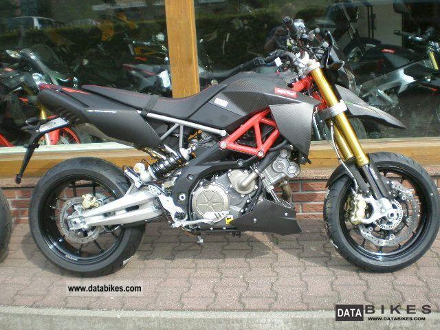 2011 Aprilia  Dorsoduro 750 ABS Factory / New Mod 2012 SMV Motorcycle Super Moto photo