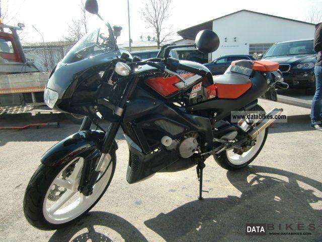 Aprilia  125 Tuono 2003 Lightweight Motorcycle/Motorbike photo