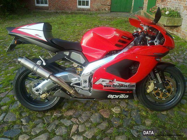 2003 Aprilia  RSV Mille RP Motorcycle Sports/Super Sports Bike photo