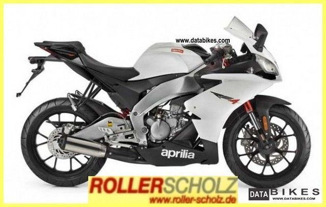 2011 Aprilia  RS4 50 2T delivery nationwide Motorcycle Motorcycle photo