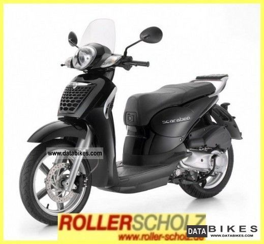 2011 Aprilia  Scarabeo 125i.e. New Delivery Nationwide Motorcycle Scooter photo