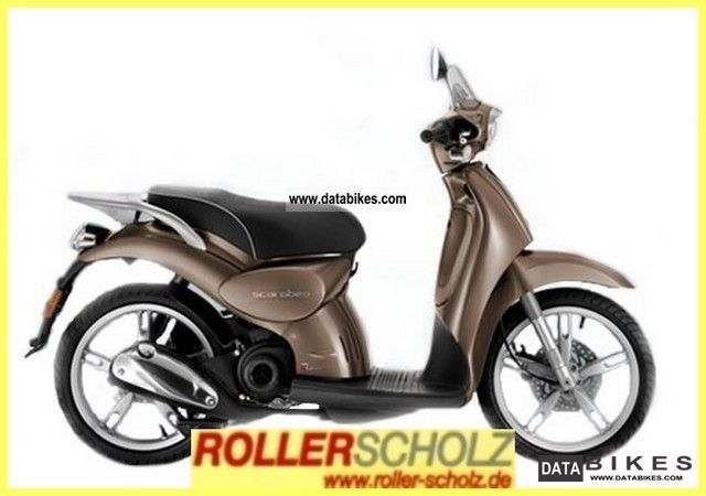 2011 Aprilia  Scarabeo 50 4 Stroke nationwide delivery Motorcycle Scooter photo
