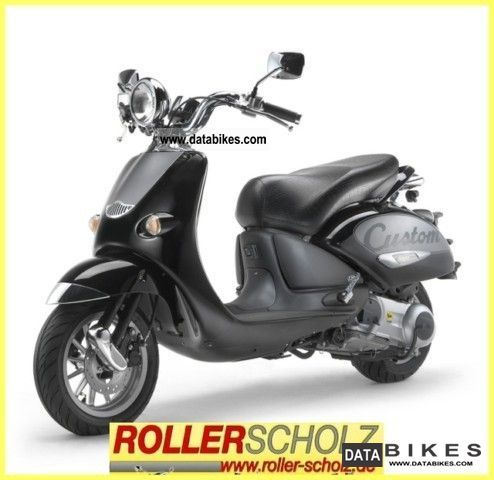 2011 aprilia mojito 50 custom 25km h mofa. Black Bedroom Furniture Sets. Home Design Ideas