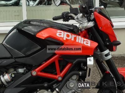 Aprilia  SL 750 Shiver, Shiver + + + + + + + + + official ABS Mon 2011 Naked Bike photo