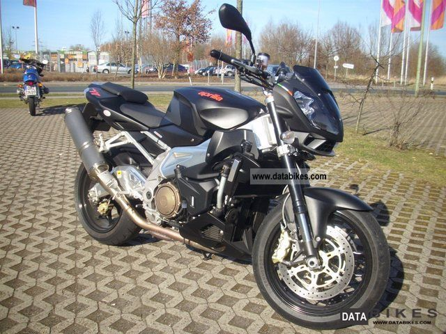 2010 Aprilia  RSV 1000 Tuono R Motorcycle Naked Bike photo