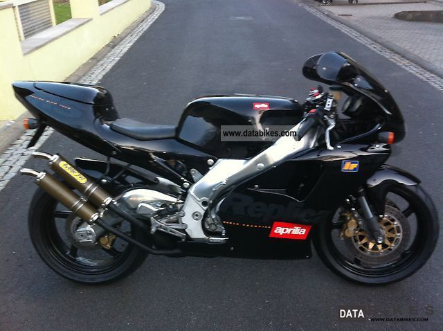 1998 Aprilia  RS 250 Motorcycle Sports/Super Sports Bike photo