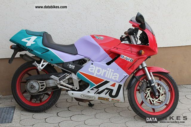 1990 Aprilia  AF1 Replica TUV June 2013 Motorcycle Lightweight Motorcycle/Motorbike photo