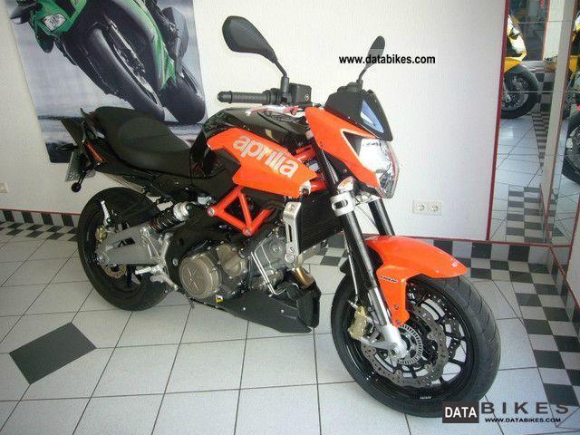 2012 Aprilia  Shiver 750 ABS Motorcycle Naked Bike photo