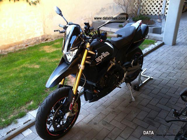 2011 Aprilia  Dorsoduro 1200 ABS ATS Motorcycle Super Moto photo