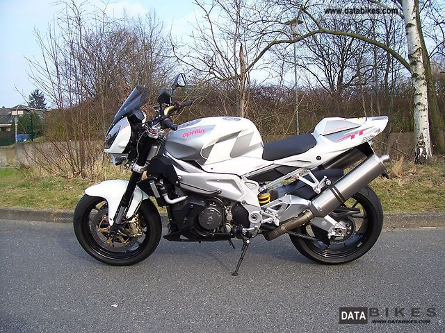 2008 Aprilia  TUONO 1000 Motorcycle Naked Bike photo