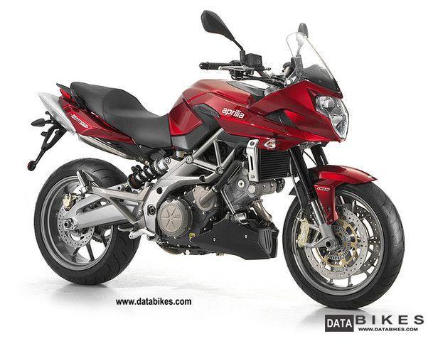 2012 Aprilia  Shiver GT ABS Motorcycle Tourer photo