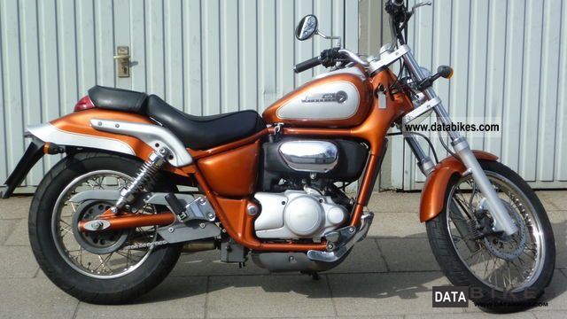 1996 Aprilia  Classic Motorcycle Chopper/Cruiser photo