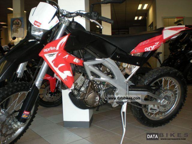 2006 Aprilia  RXV 450 Motorcycle Enduro/Touring Enduro photo