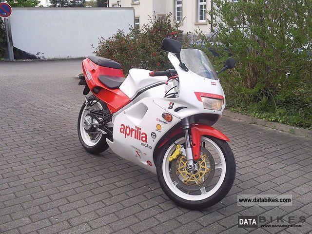 1992 Aprilia  AF1 125 Sport Pro Motorcycle Lightweight Motorcycle/Motorbike photo