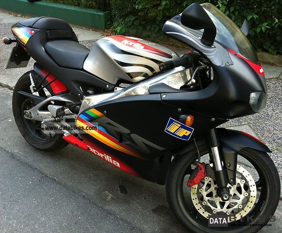 2003 Aprilia  RS 125 GP1 Motorcycle Sports/Super Sports Bike photo