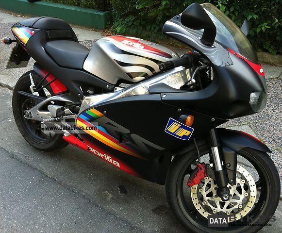2003 Aprilia  RS 125 GP1 Motorcycle Sports/Super Sports Bike photo