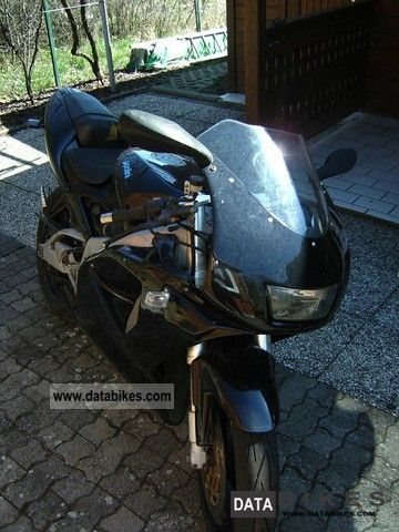 1993 Aprilia  rs Motorcycle Motor-assisted Bicycle/Small Moped photo