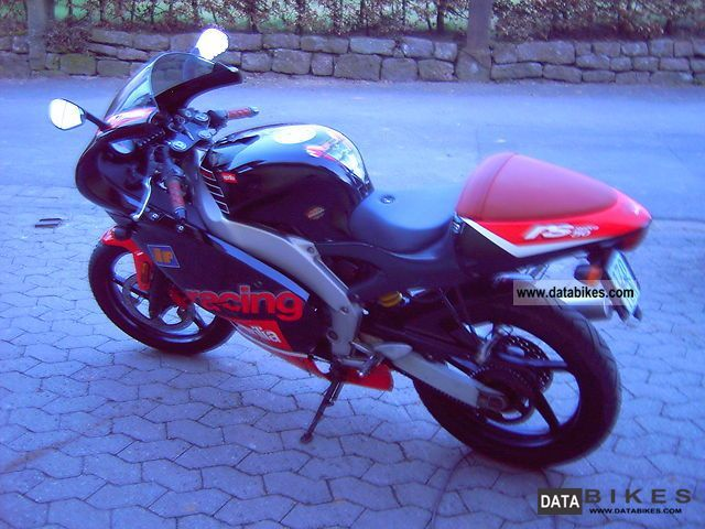 2004 Aprilia  RS 50 Motorcycle Motor-assisted Bicycle/Small Moped photo