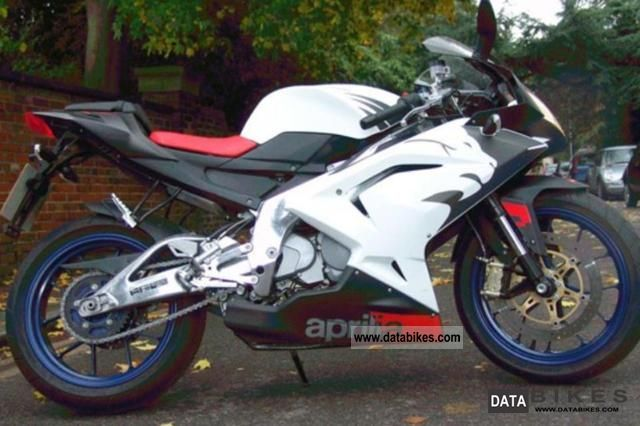 2005 Aprilia  Aprillia RS 125 Motorcycle Motor-assisted Bicycle/Small Moped photo