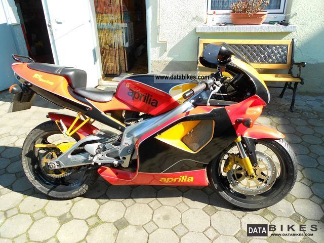 1998 Aprilia  125RS Motorcycle Lightweight Motorcycle/Motorbike photo