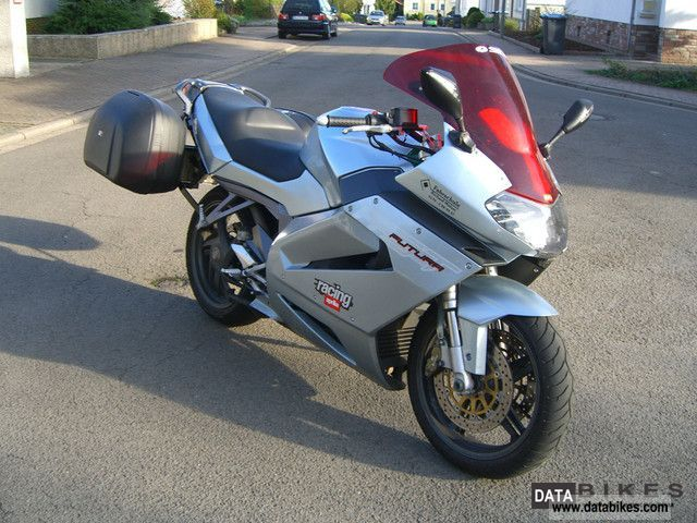 Aprilia  RST 1000 Futura 2001 Sport Touring Motorcycles photo