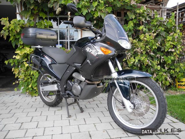 2002 Aprilia  Pegaso 650 Garda including luggage & Navi Motorcycle Enduro/Touring Enduro photo