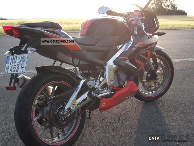 2009 Aprilia  RS125 Motorcycle Lightweight Motorcycle/Motorbike photo