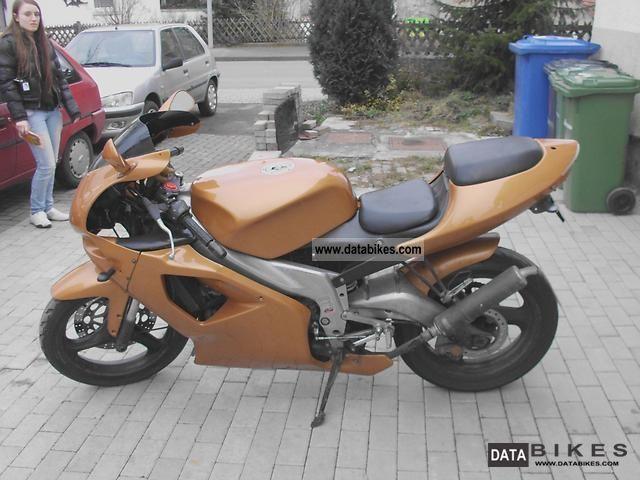2000 Aprilia  RS 125 VB Motorcycle Lightweight Motorcycle/Motorbike photo