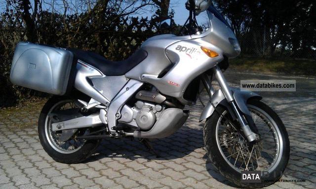 1998 Aprilia  Pegaso 650 Garda Motorcycle Enduro/Touring Enduro photo