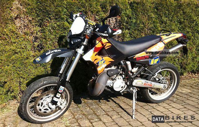 Aprilia  MX 125 2006 Super Moto photo