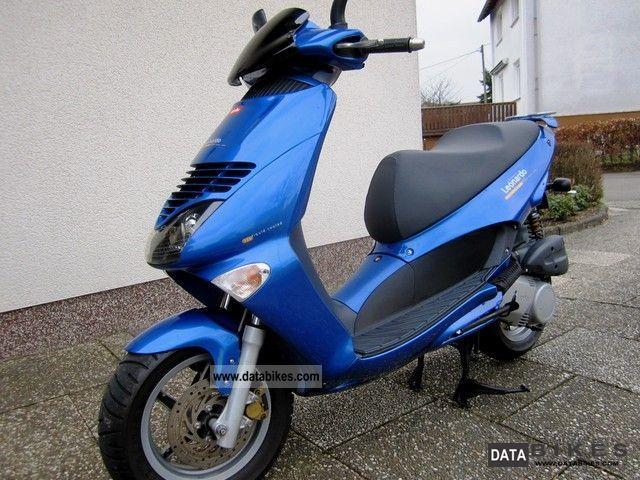 2001 Aprilia  LEONARDO 150, TUV & NEW TIRES, ACCIDENT-FREE W.NEU! Motorcycle Scooter photo