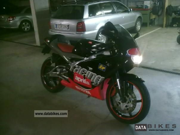 1999 Aprilia  TOP RS-state rate price Motorcycle Sports/Super Sports Bike photo