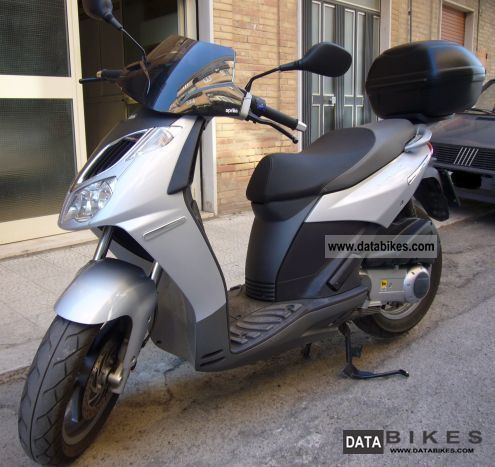 2007 Aprilia  aprilia sport city 250 Motorcycle Scooter photo