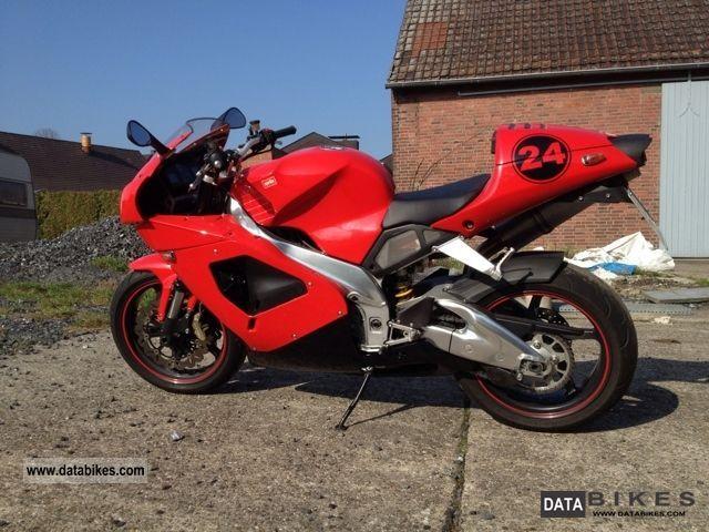 2002 Aprilia  RSV Mille 2002 Model, 137 HP! as Tuono Motorcycle Sports/Super Sports Bike photo